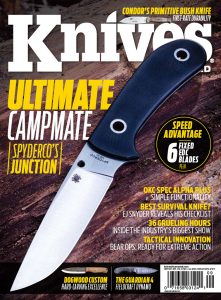 Knives Illustrated Magazine September/October 2017