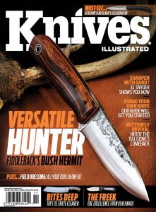 Knives Illustrated Magazine November 2017