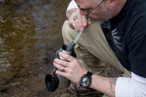Aquamira Purification Straw