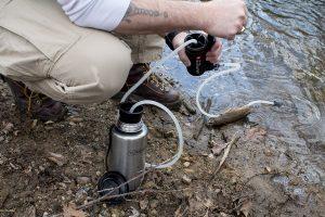 Katadyn water purifier