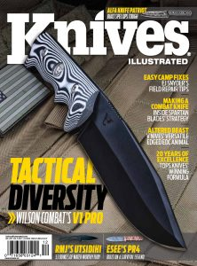 Knives Illustrated Magazine December 2017