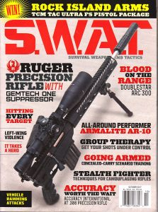 S.W.A.T. Magazine October 2017