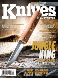 Knives Illustrated Magazine September/October 2018