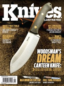 Knives Illustrated Magazine November 2018