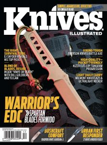Knives Illustrated Magazine December 2018
