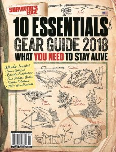 Survivor's Edge Magazine Gear Guide 2018