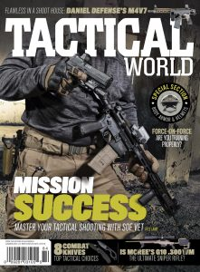 Tactical World Magazine Summer 2018