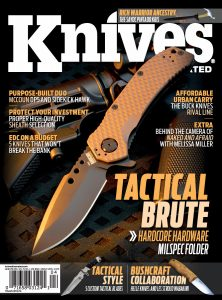 Knives Illustrated Magazine March/April 2019