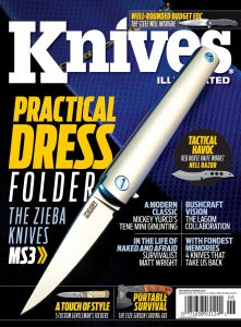 Knives Illustrated Magazine May/June 2019